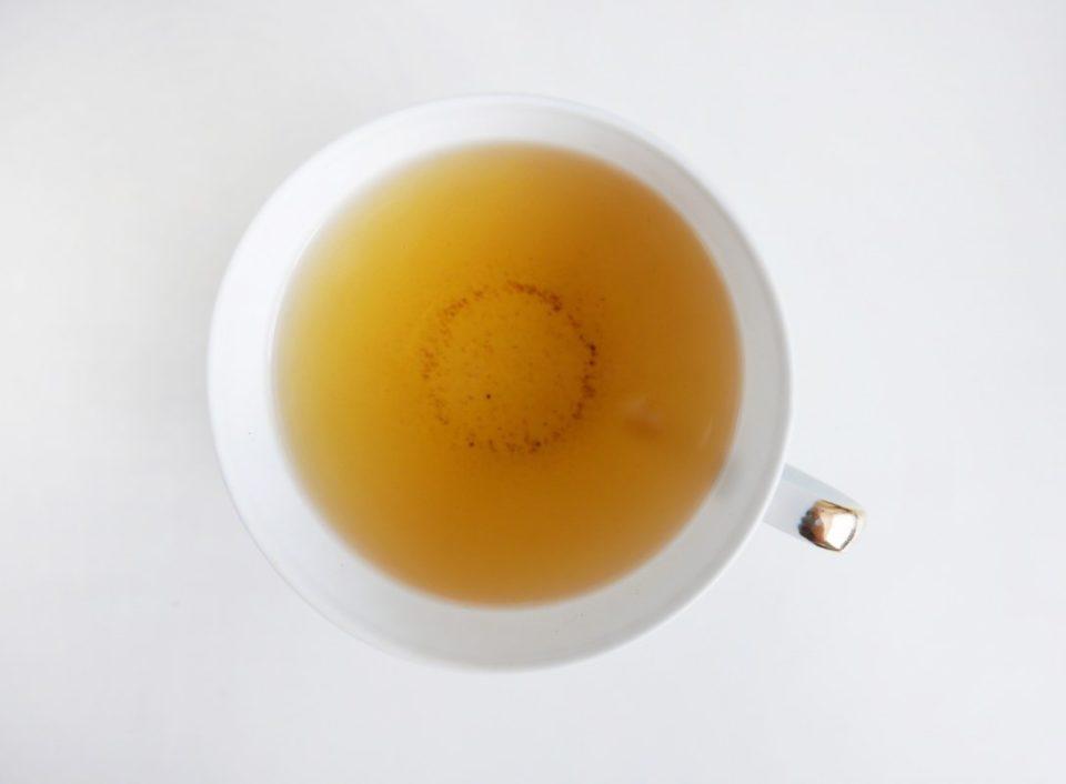 Herbatka z tarniny mydłoteka