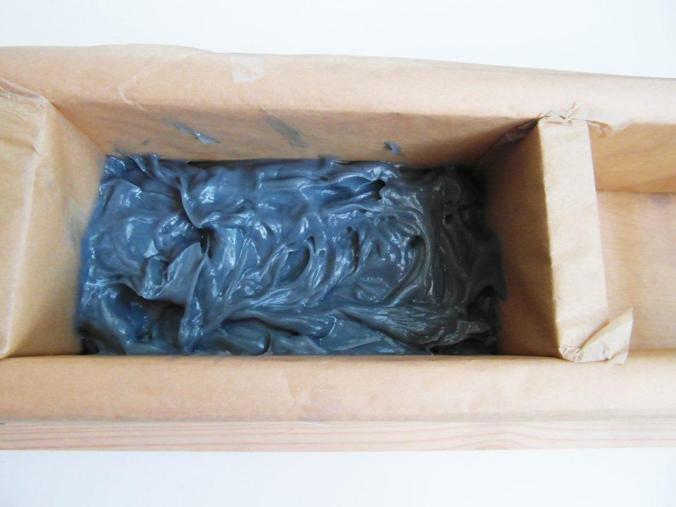 Lawendowe mydło z alkanną barwierską