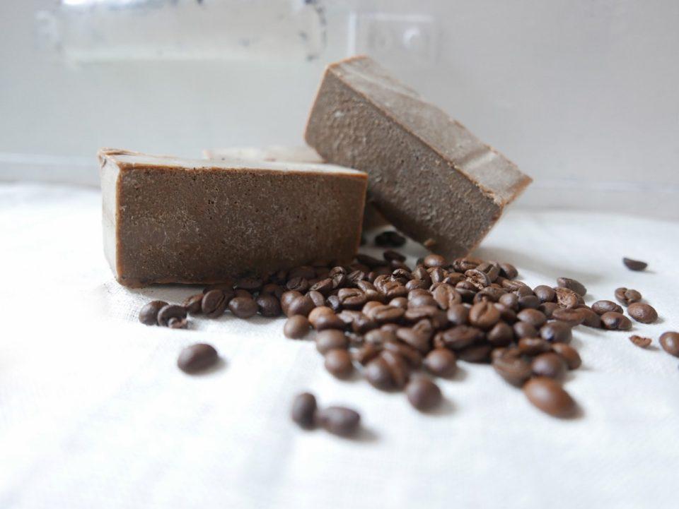 Jak zrobić mydło kawowe