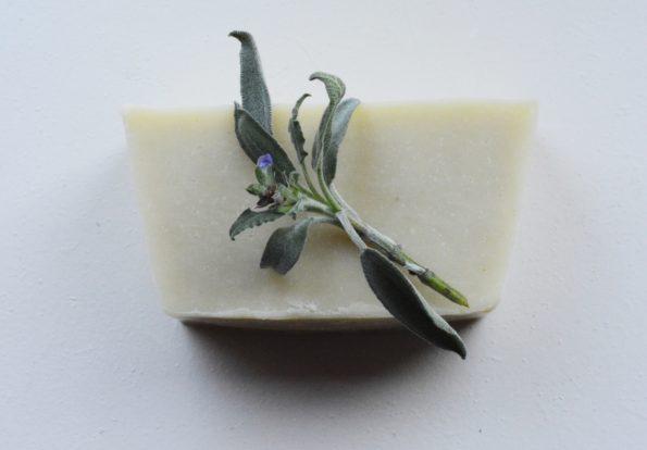 Szałwiowe mydło