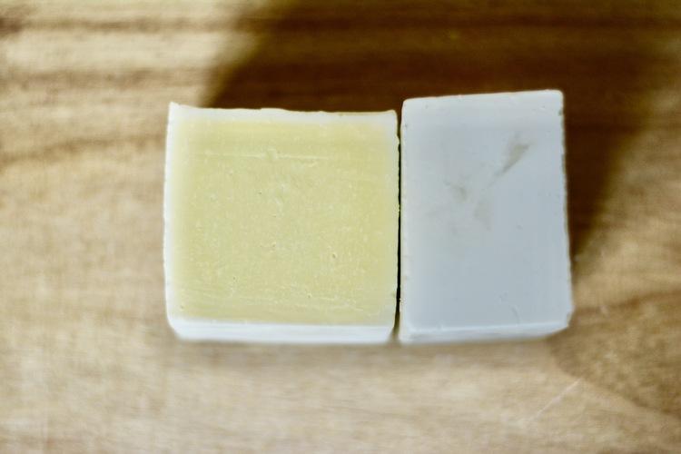 nalot mydło ręcznie robione